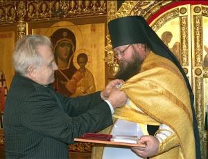В московском храме во имя Собора Московских Святых почтили память Святителя Николая Японского
