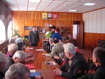 Святительский визит епископа Филиппа в Кочковский район