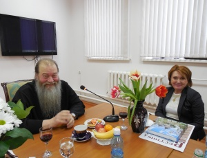 «Сретенский вечер с Митрополитом Тихоном».