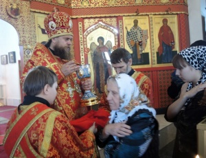 Год архиерейской хиротонии епископа Филиппа(видео)