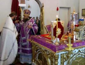 Первая иерейская хиротония на Торжество Православия в Карасуке