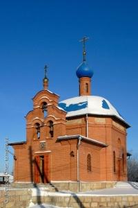 Богослужение в Мошково