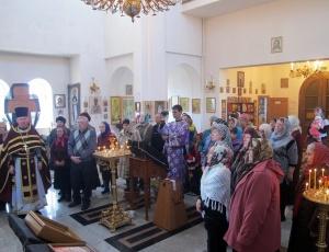 Архиерейский визит в Чистоозерный район (видео)