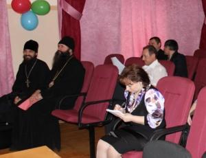 Епископ Феодосий посетил село Убинское