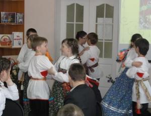 Детский фестиваль «Пасхальная радость»