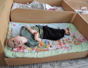 Пасха у детей-сирот и детей инвалидов