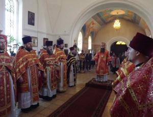 День Ангела Преосвященнейшего Феодосия