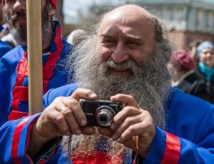 Пасхальный фестиваль в Колывани: лица и события