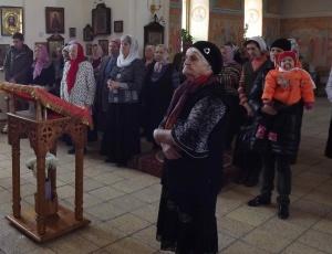 24 мая Преосвященнейший Феодосий совершил Божественную литургию в Кафедральном соборе города Куйбышева