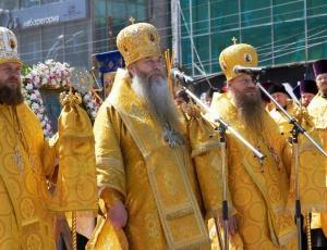 26 мая прошел общеепархиальный Крестный ход