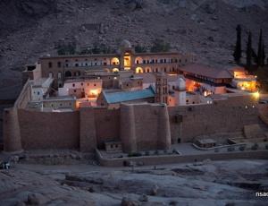 Пророк Мухаммед запретил убивать христиан: свидетельство в Синайском монастыре