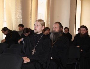 В Калужской епархии прошел пастырский семинар: «Влияние субкультуры на молодежь»