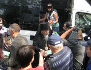 В Москве вручена первая общецерковная награда за помощь бездомным