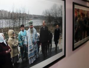 90 лет Новосибирской епархии в фотографиях показывает Художественный музей