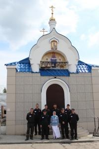 Московский звонарь обучает Новосибирских заключенных колокольному звону