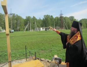 """Епископ Лука: """"Мы должны помнить подвиг нашего Спасителя и стараться подражать нашим святым"""""""