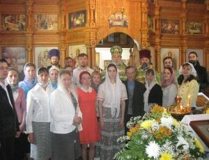 Праздник святого праведного Иоанна Кронштадтского