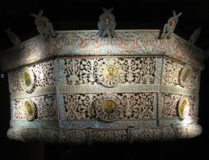 Иконы XVII века: сто шедевров во дворце Алексея Михайловича