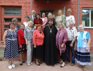 Радио «Слово»  в гостях у клуба православных авторов «В начале было Слово»