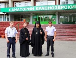Миссия епископа в Краснозерский и Доволенский районы