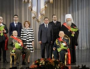 Митрополиту Тихону присвоено звание почетного жителя Новосибирска