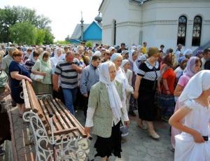 Престольный праздник в Иоанно-Предтеченском мужском монастыре (видео)