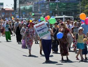 Во имя веры. 3 тыс. новосибирцев вышли на летний крестный ход