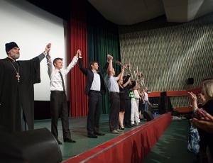 В Новосибирске состоялась премьера художественного фильма «Меня это не касается»