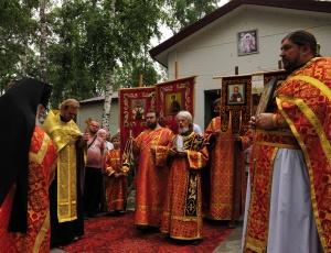 Престольный праздник в Приходе во имя святого царя страстотерпца Николая