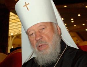 Христианство стало верой нашего народа, сформировало нашу культуру и национальную идею — митрополит Владимир