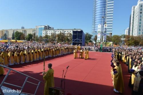 Митрополит Минский и Слуцкий Филарет: Главное действующее лицо нашей сегодняшней встречи - Христос