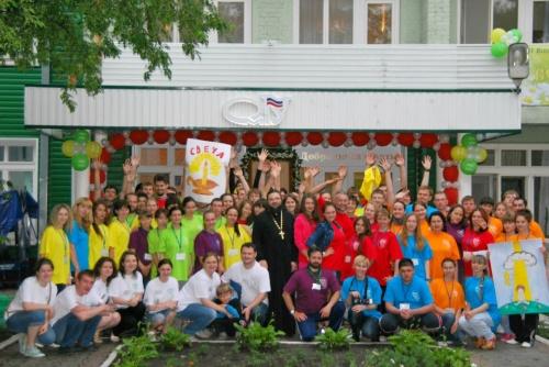 Новосибирская молодежь приняла участие во Всесибирской школе православных молодежных лидеров
