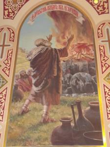 Престольный праздник в Каргате