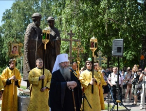 Молодежный Крестный ход станет доброй традицией