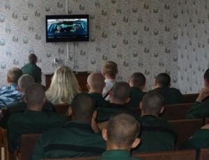 «Социальная драма» в воспитательной колонии