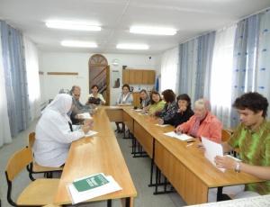 В Искитиме состоялся семинар приходских работников