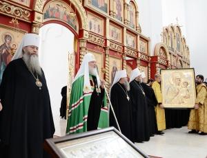 Патриарх Кирилл: «Отечество наше являет сегодня пример страны свободной»