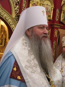 Поздравляем с Днем Ангела Высокопреосвященнейшего Тихона, митрополита Новосибирского и Бердского!