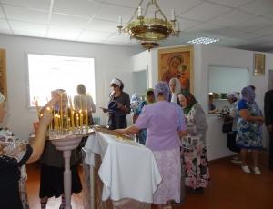 В Тальменке отметили шестидесятилетие села и открыли молитвенный дом