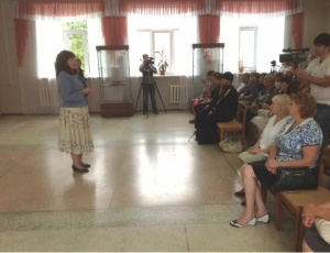 В Искитиме открылась выставка икон (видео)