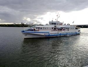 «Святой Апостол Андрей Первозванный» возвратился в родную гавань