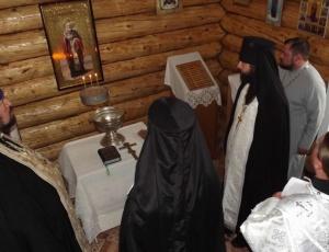 Престольный праздник в храме в честь Спаса Нерукотворного Образа