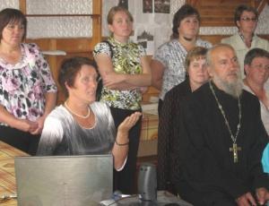 В Черепаново прошло заседание методического объединения преподавателей ОПК