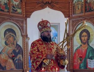 В Кочках встречали епископа Филиппа