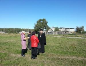 Миссионерская поездка в малонаселенные районы Искитимской епархии