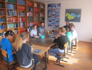 В Карасуке распахнул свои двери Православный молодёжный клуб