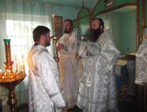 Престольный праздник в храме Архистратига Михаила с.Новомихайловке