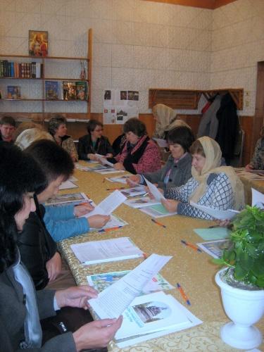 В Черепаново состоялся семинар по предмету «Основы православной культуры»