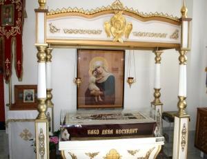 Праздник Рождества Пресвятой Богородицы в Иоанно-Предтеченском монастыре г. Новосибирска (видео)