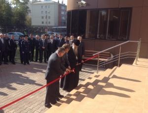 Митрополит Тихон принял участие в праздновании 35-летия ФСТЭК
